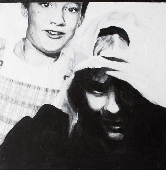 Hélène et moi 2008